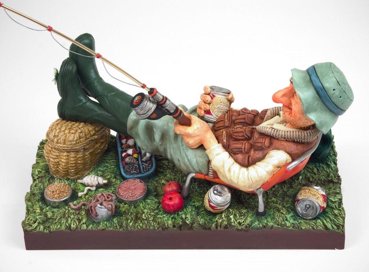 Подарки рыбаку и охотнику 46