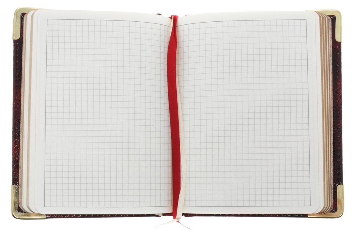 Listoff Записная книжка Grand Croco 96 листов в клетку