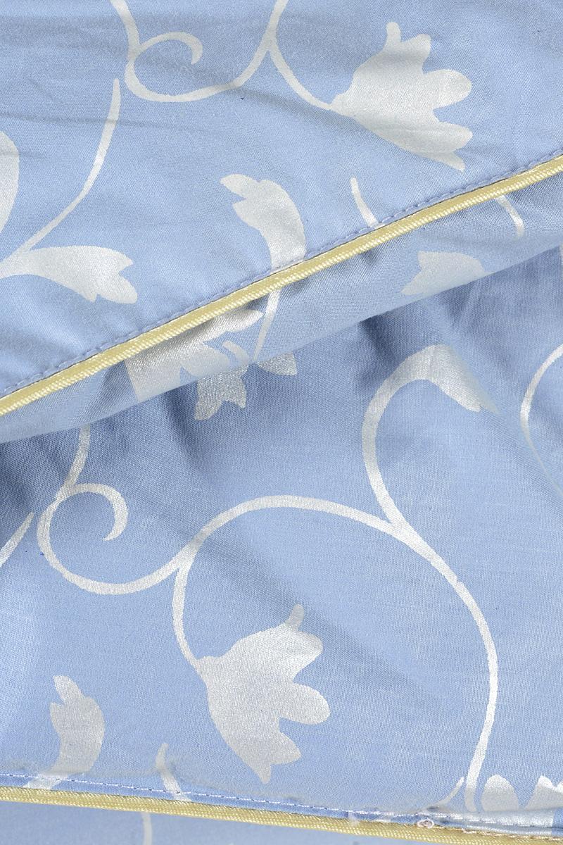 Легкие сны Одеяло детское теплое Камелия наполнитель гусиный пух 110 см x 140 см