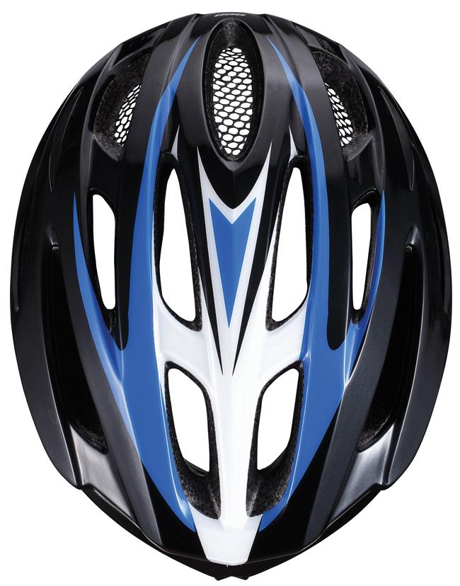 """Летний шлем BBB """"Condor"""", цвет: черный, синий. Размер M"""