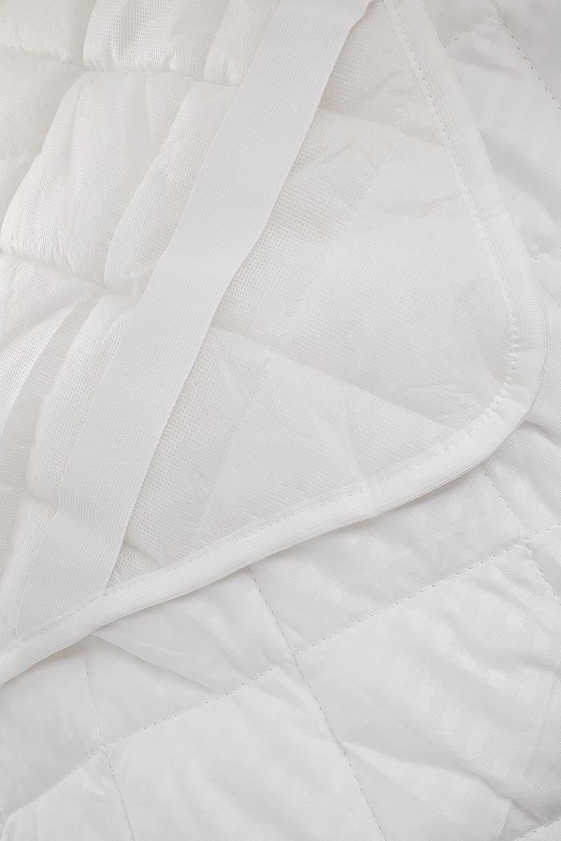 """Наматрасник """"Легкие сны"""", наполнитель: холфитекс, 140 х 200 см"""