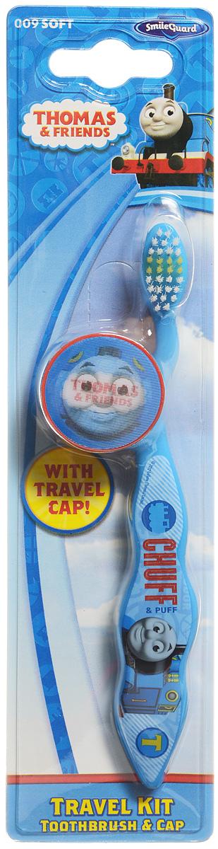 Thomas  Friends Зубная щетка с защитным колпачком