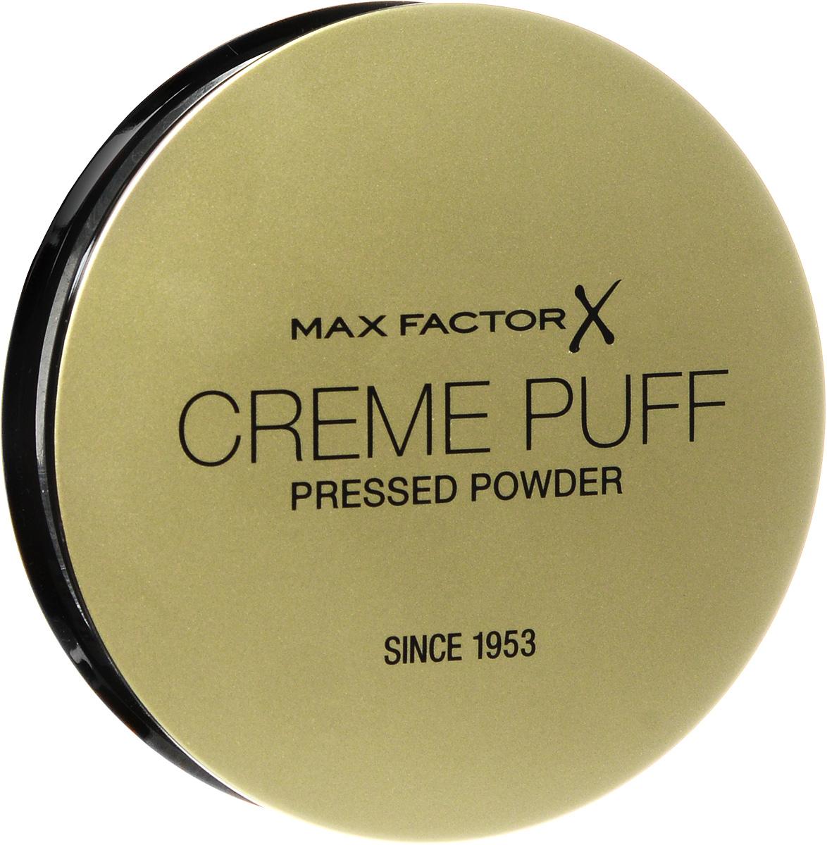 Max Factor Крем-пудра Тональная Creme Puff Powder 05 тон translucent, 15 мл