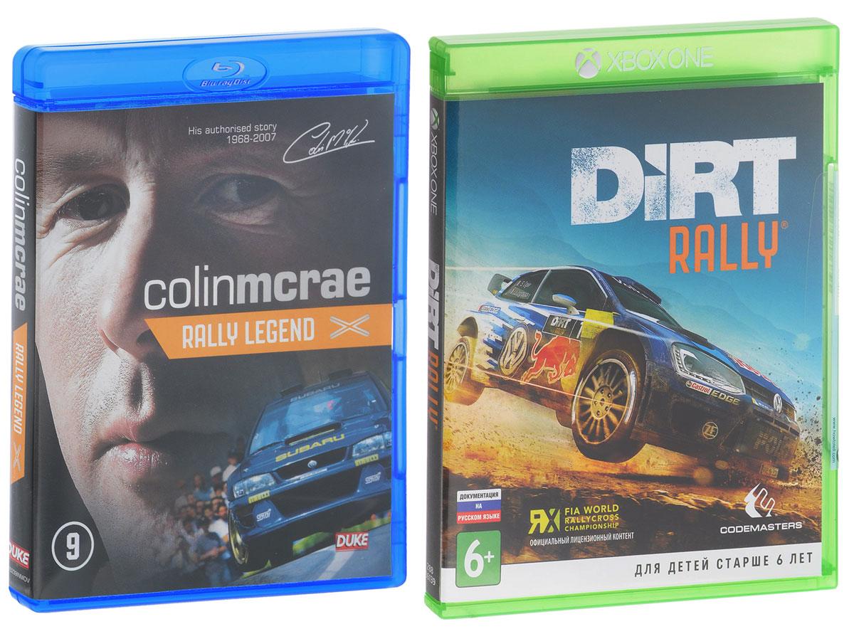 Dirt Rally. Legend Edition