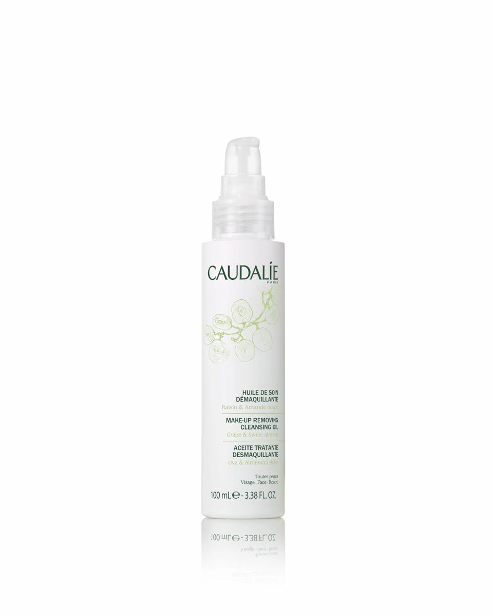 Caudalie Масло для снятия макияжа Cleanser  Toners, 100 мл