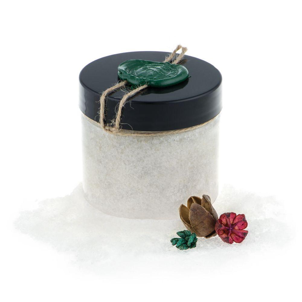 Huilargan Натуральная соль мертвого моря глубокий пилинг с аргановым маслом, 300 г
