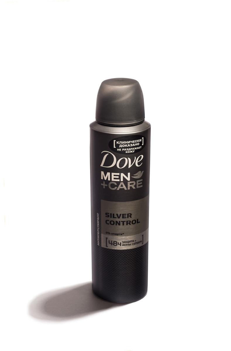 Dove Men+Care Антиперспирант аэрозоль Заряд серебра 150 мл