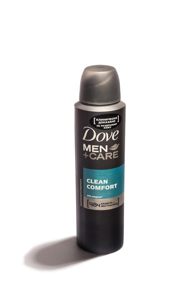 Dove Men+Care Антиперспирант аэрозоль Экстразащита и уход 150 мл