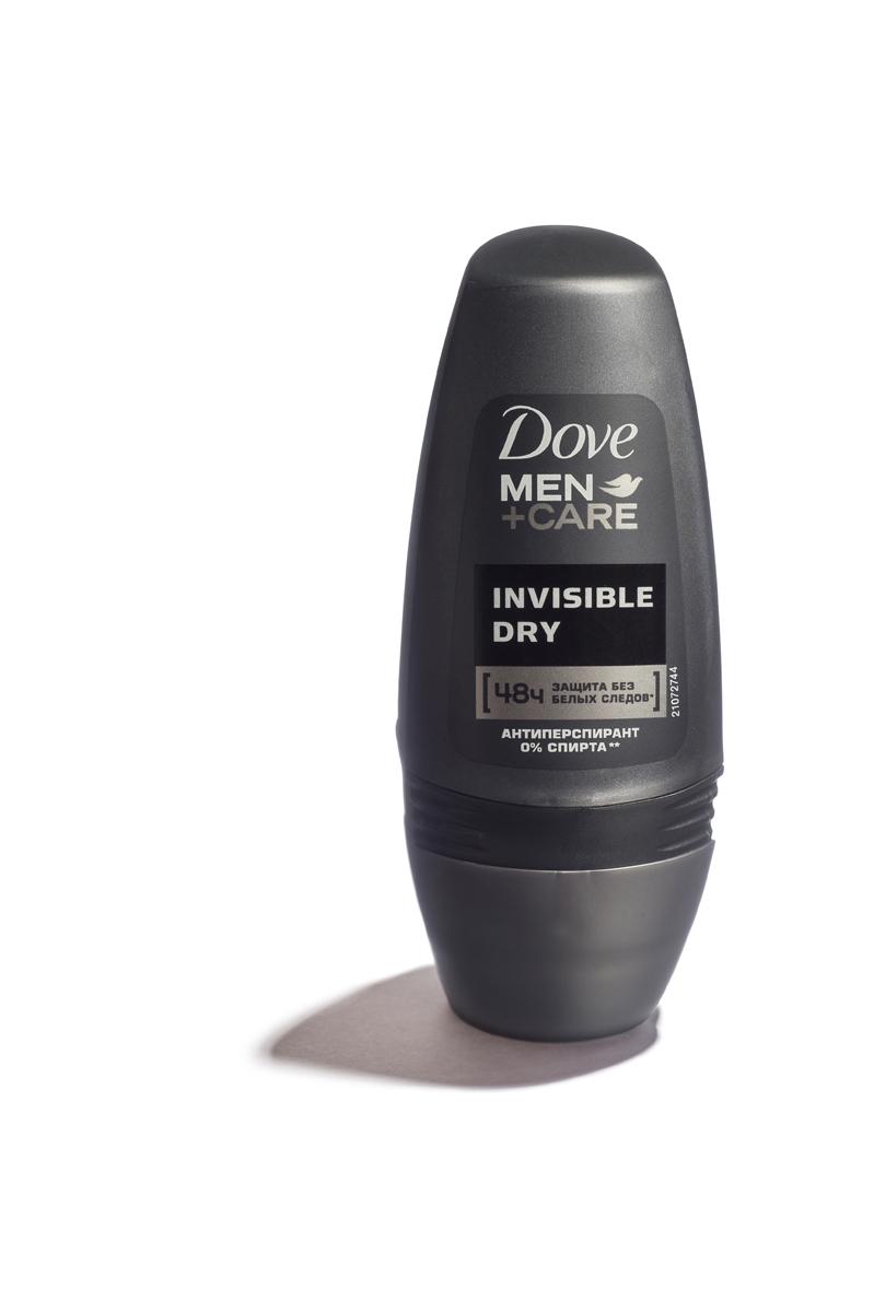 Dove Men+Care Антиперспирант ролл Экстразащита без белых следов 50 мл