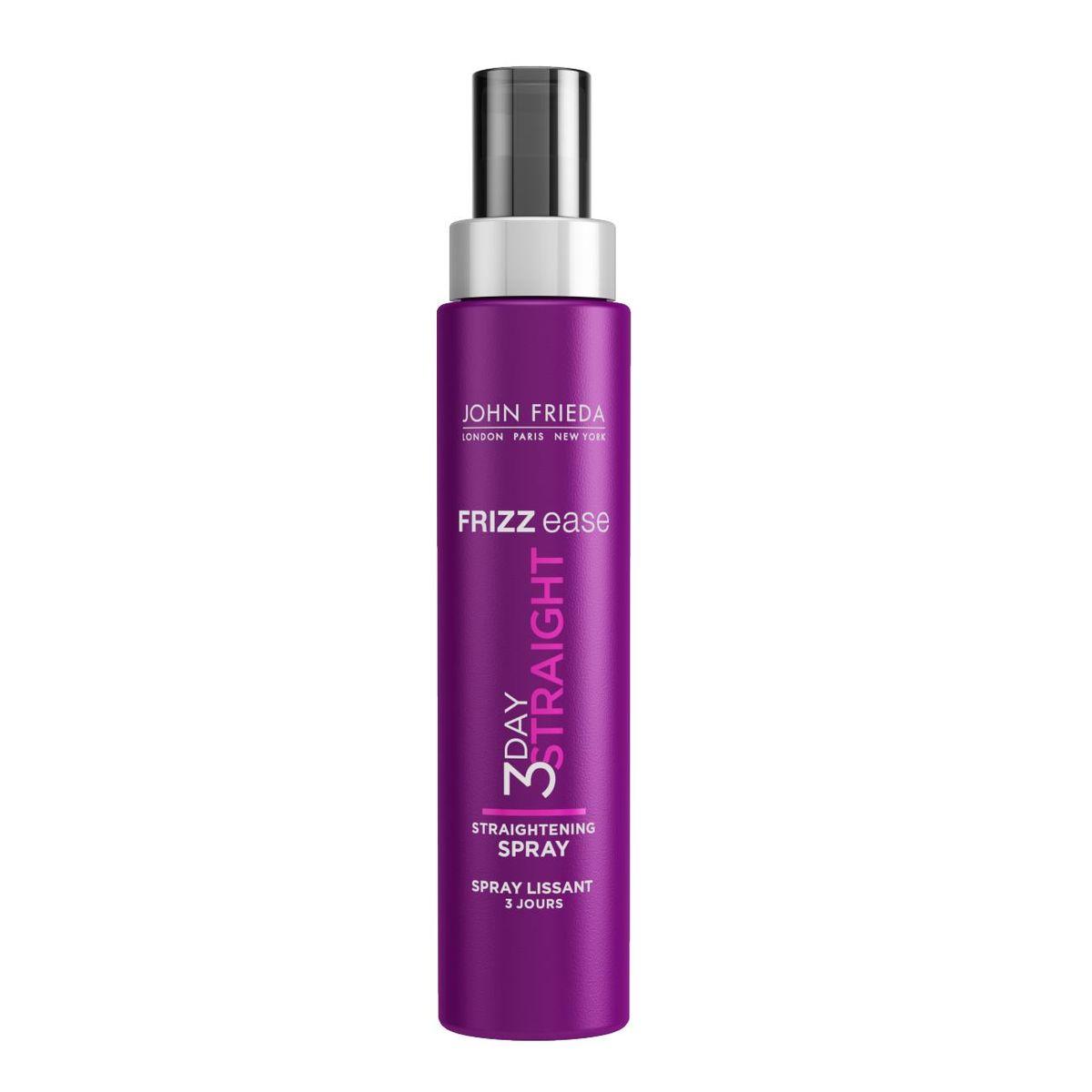 John Frieda Frizz-Ease 3 Day Straight Выпрямляющий моделирующий спрей для волос длительного действия, 100 мл