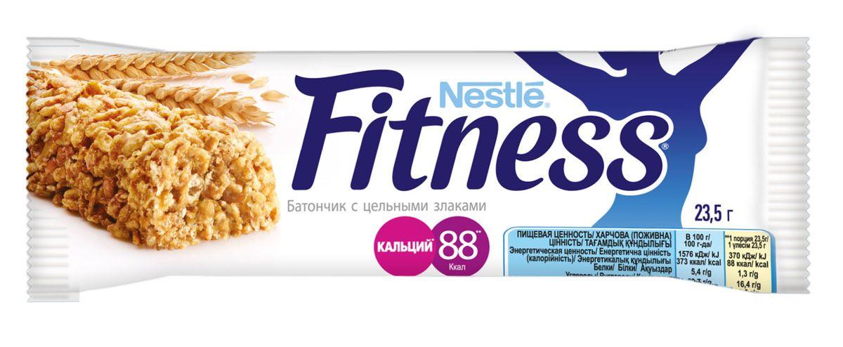 Nestle Fitness батончик с цельными злаками, 23,5 г