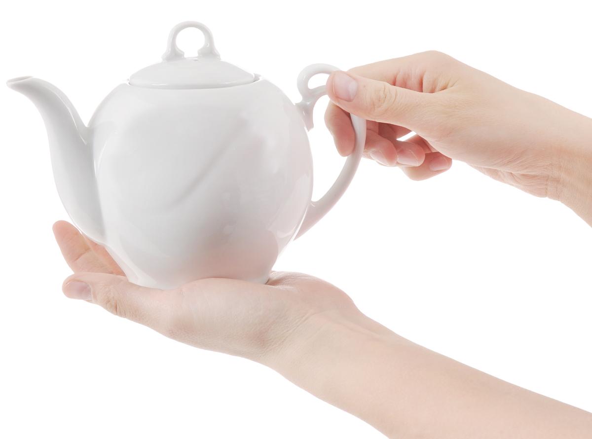 """Чайник заварочный """"Гармония. Белье"""", 700 мл"""