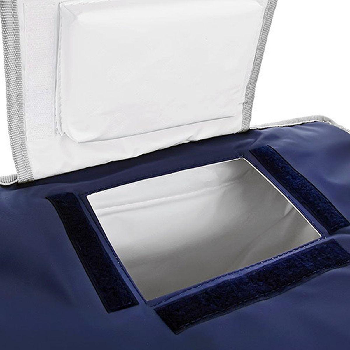 """Сумка-холодильник """"Арктика"""", цвет: синий, 5 л ( 3000-5 )"""