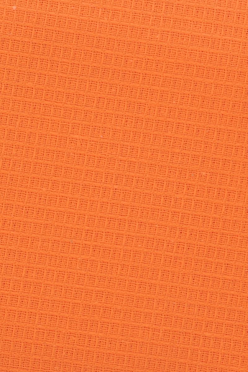 """Полотенце-простыня для бани и сауны """"Банные штучки"""", цвет: оранжевый, 80 х 150 см"""