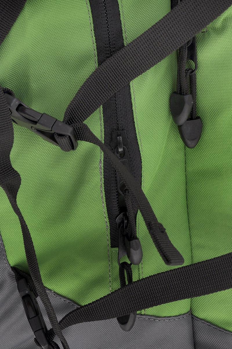 """Рюкзак городской Bestway """"Big Canyon"""", цвет: серый, зеленый, 30 л. 68017"""