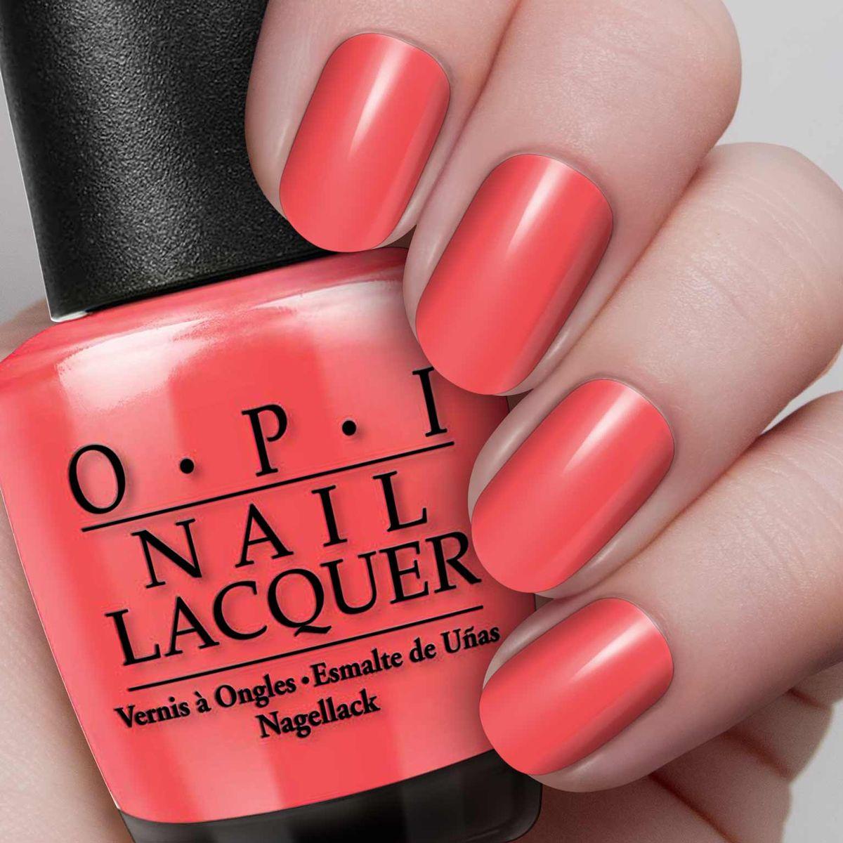 OPI Лак для ногтей Toucan Do It If You Try, 15 мл
