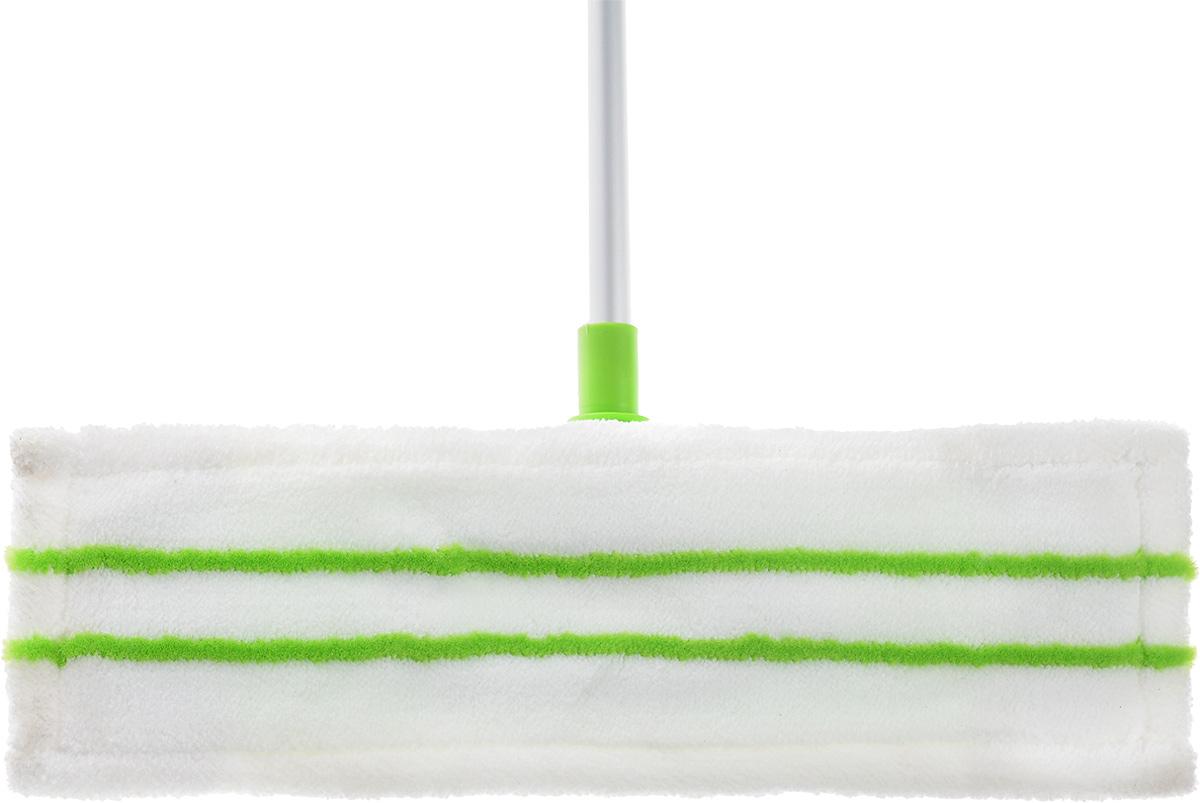 """Швабра Paclan """"Green Mop Effect"""", с телескопической ручкой, длина 76-130 см"""