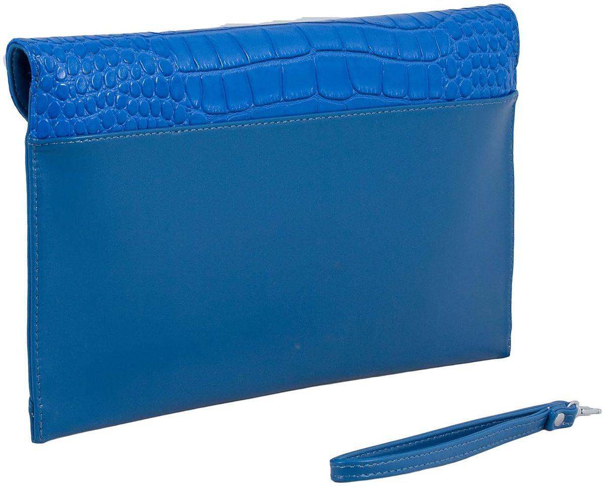 Клатч женский Sabellino, цвет: синий. 19КР_00072_20/10_1302С_51