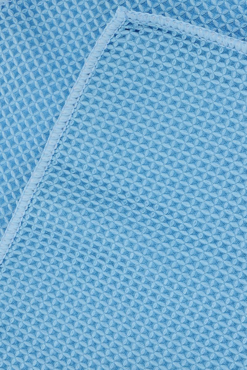 "Салфетка для кухни Unicum ""Premium"", цвет: синий, 40 х 40 см"