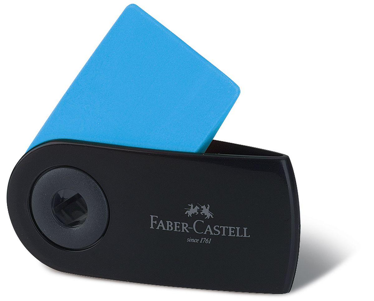 Faber-Castell Чернографитовый карандаш Sparkle в блистере 4 шт синий/черный