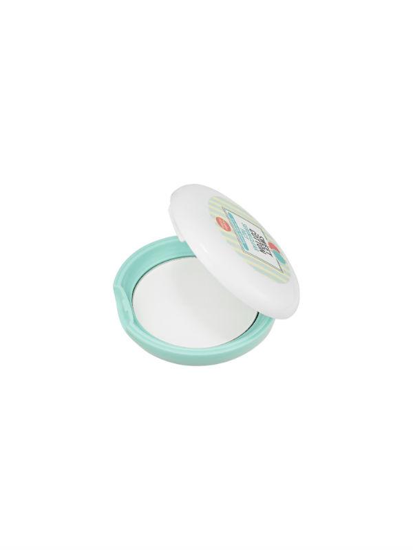 Holika Holika Компактная пудра для жирной кожи Sweet Cotton Pore, цвет: бежевый, 11 мл