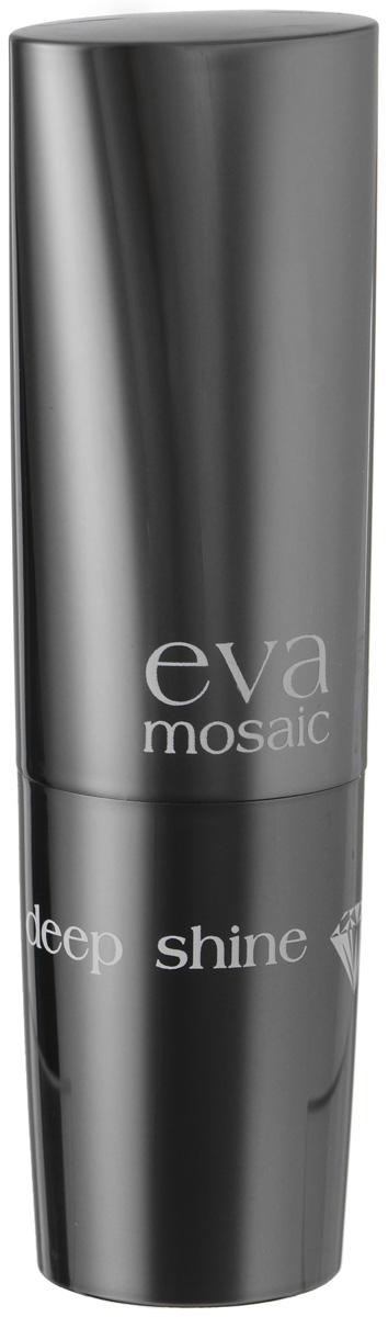 Eva Mosaic Губная помада Deep Shine увлажняющая, 4,5 г, 302 Красный Апельсин