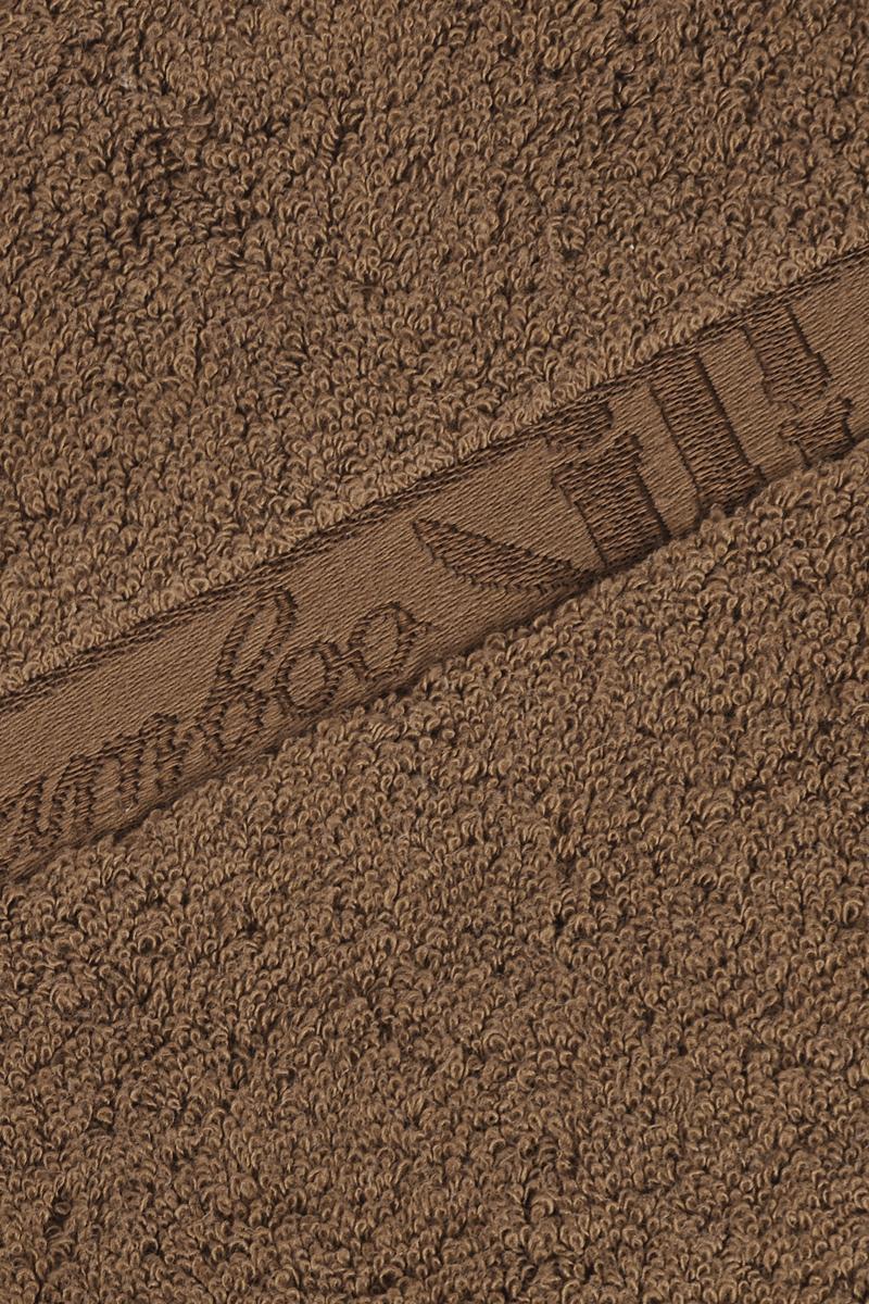 """Полотенце Soavita """"Daniel"""", цвет: коричневый, 70 х 130 см"""