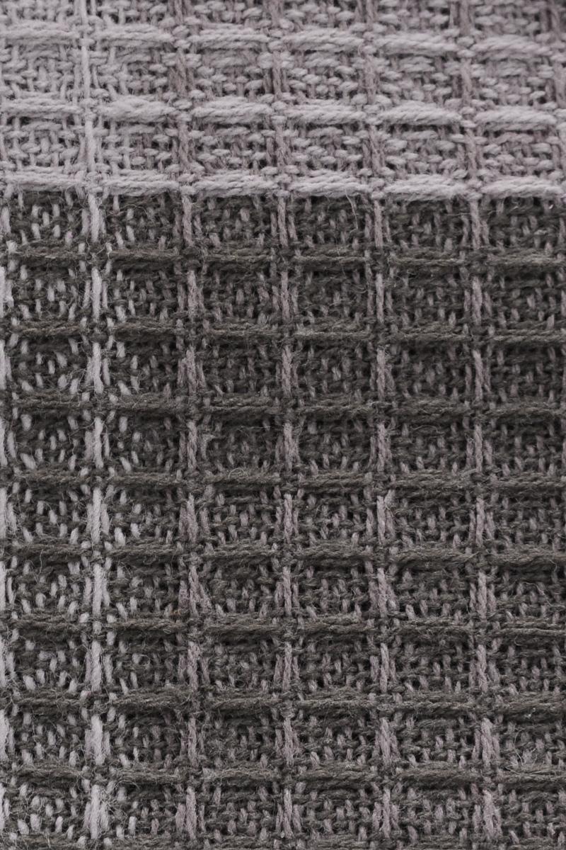 "Набор кухонных полотенец Soavita ""Design"", цвет: серый, белый, 48 х 68 см, 3 шт"