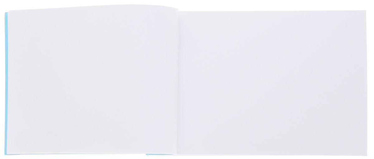 Clairefontaine Блокнот для рисования Graft It 80 листов цвет голубой