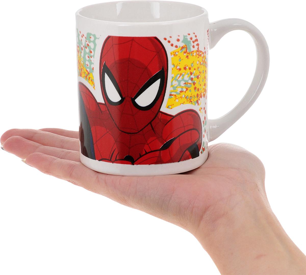 """Набор детской посуды Disney """"Spider-Man"""", 3 предмета"""