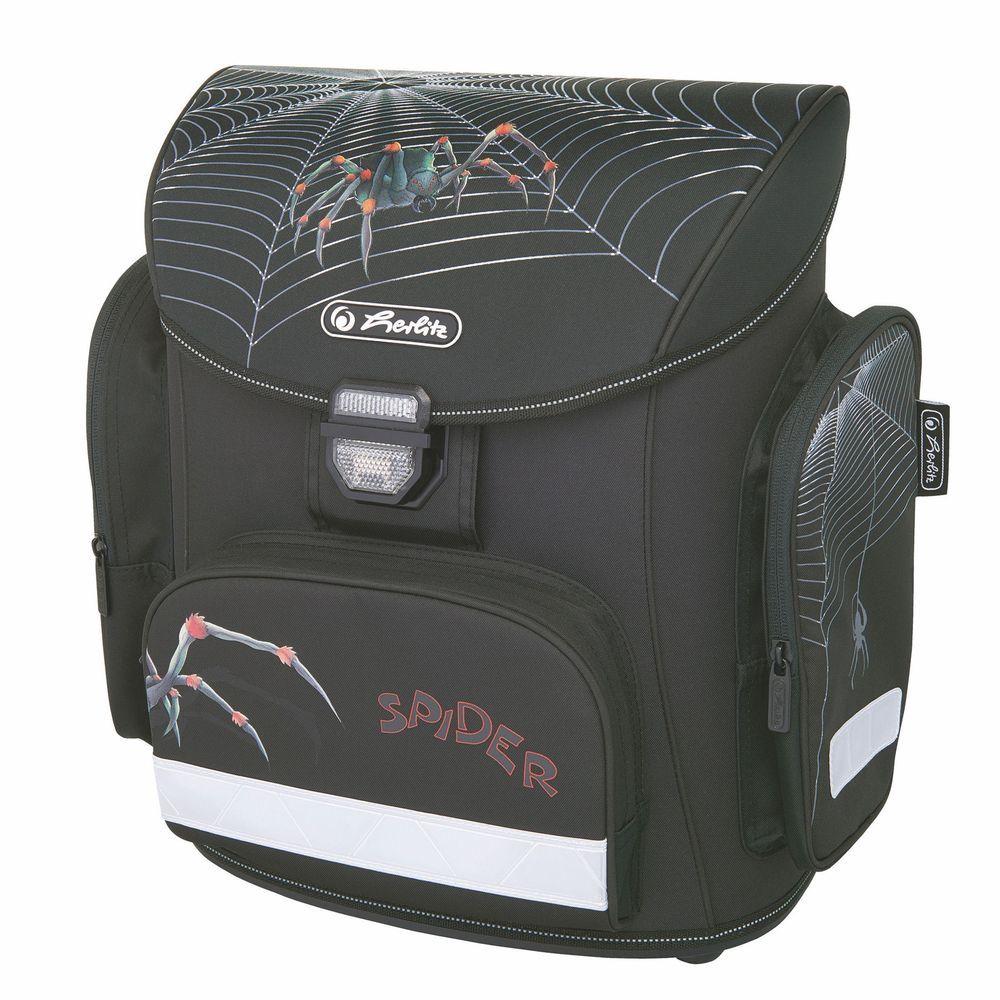 Herlitz Школьный ранец Midi Plus Spider