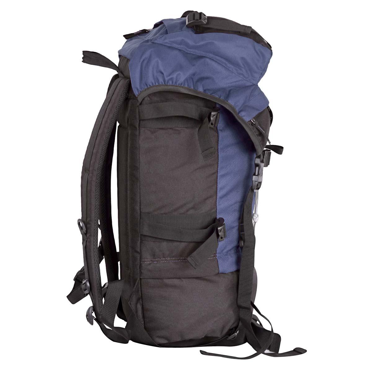 Рюкзак экспедиционный Polar, 45 л, цвет: синий. П930-04