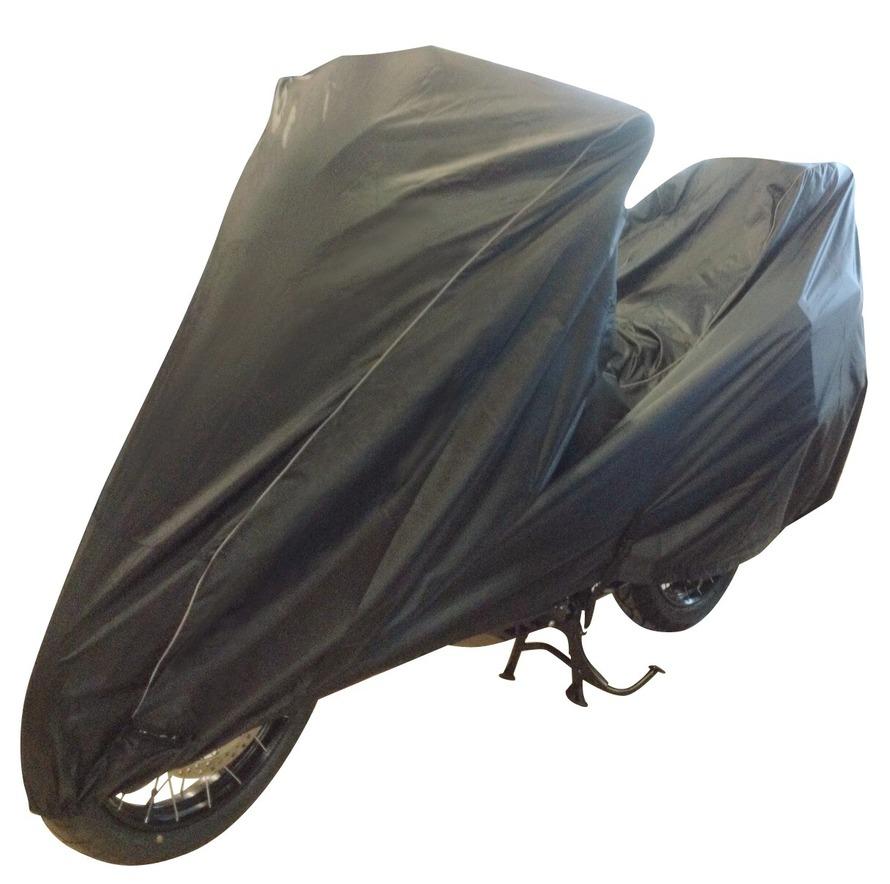 """Чехол для мотоцикла Starks """"Тurenduro"""", цвет: темно-зеленый, черный"""