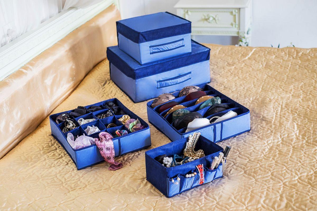 Красивая коробка для хранения своими руками фото 167