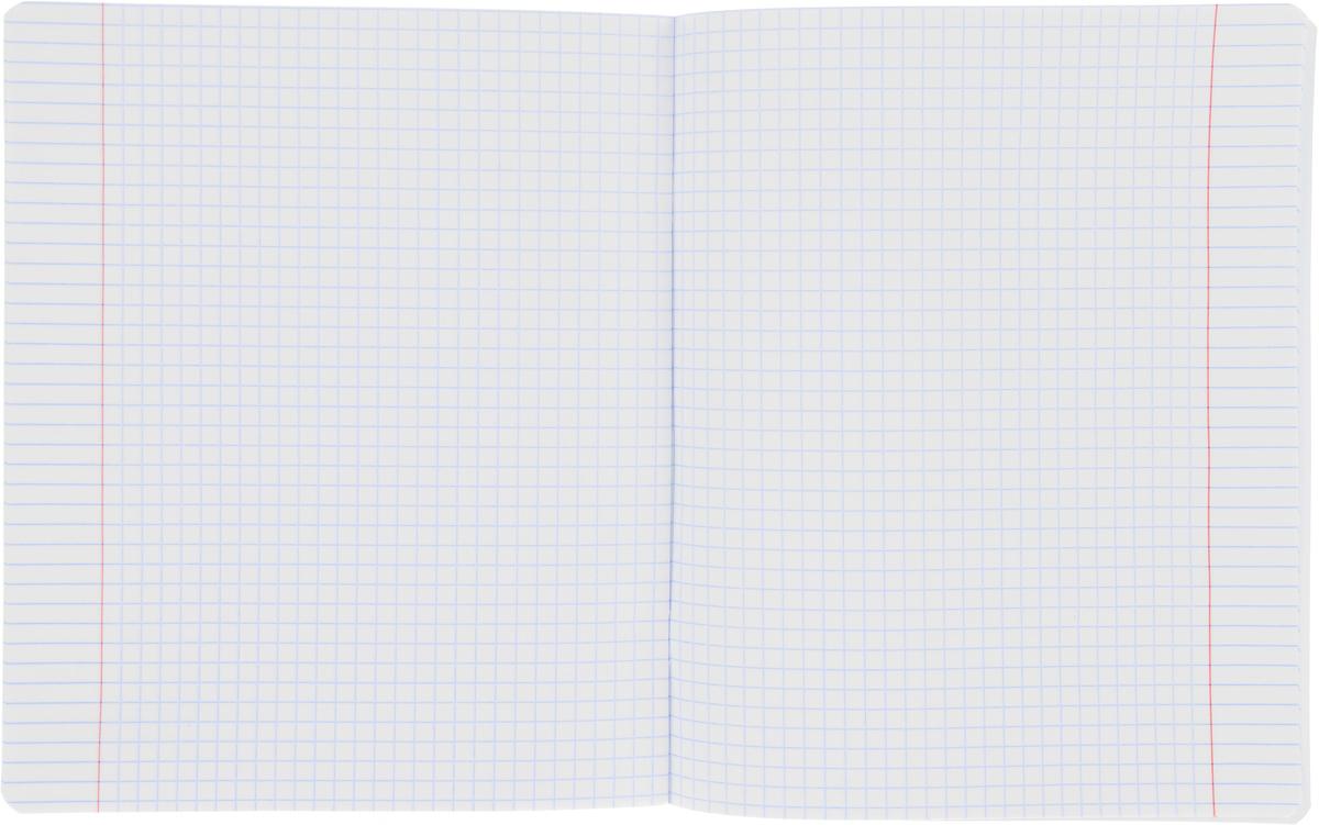 Полиграфика Набор тетрадей Классика 12 листов в клетку 10 шт ( 35192 )