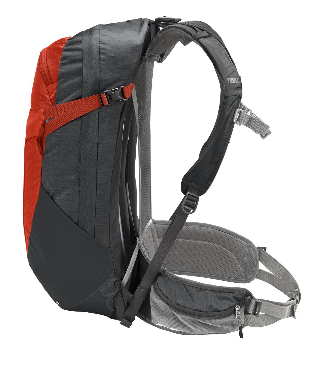"""Рюкзак мужской Thule """"Capstone"""", цвет: оранжевый, серый, 22 л. 207404"""