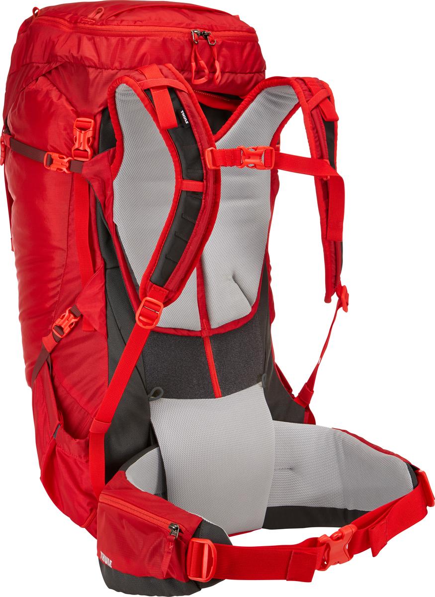 """Рюкзак женский Thule """"Versant"""", цвет: красный, 70л"""