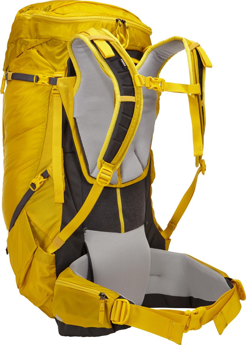 """Рюкзак мужской Thule """"Versant"""", цвет: желтый, 60л"""