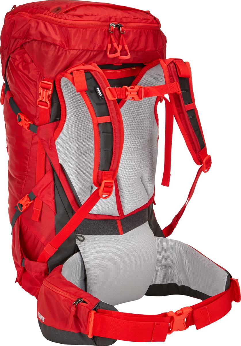 """Рюкзак мужской Thule """"Versant"""", цвет: красный, 50л"""