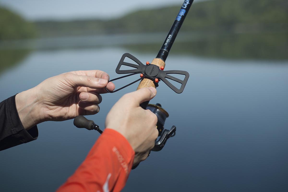 Спиннинг для рыбалки своими руками