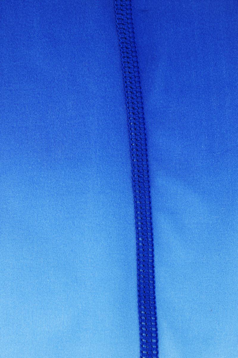 """Рукав силовой Phiten """"X30"""", цвет: синий. Размер S (19-25 см). SL528103"""