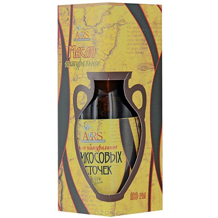 ARS Натуральное масло Абрикоса, 100 мл (ARS/АРС)