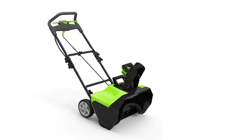 Снегоуборщик электрический Greenworks 1800 Вт 51 см ( 2600507 )