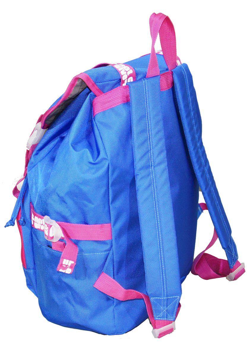 Рюкзак дизайнерский UFO people, цвет: синий. 25 л. 09-6