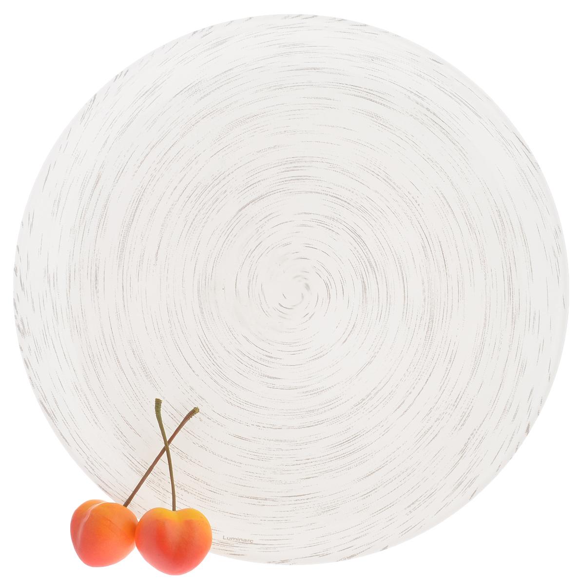 "Тарелка десертная Luminarc ""Stonemania White"", диаметр 20,5 см"