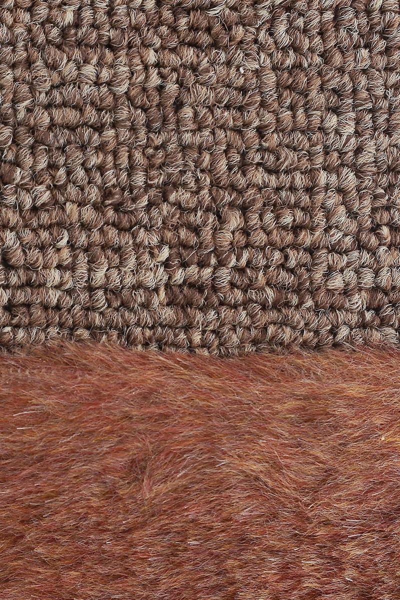 """Когтеточка """"Elite Valley"""", угловая, цвет: коричневый, персиковый, белый, 41 х 19 х 3 см"""