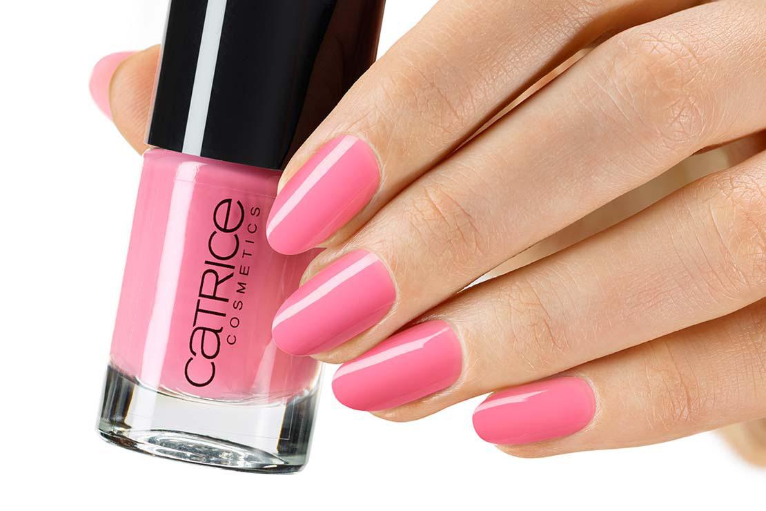 Catrice Лак для ногтей Ultimate Nail Lacquer 106 SUNdra розовый, 56 гр