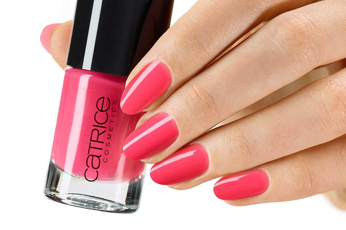 Catrice Лак для ногтей Ultimate Nail Lacquer 107 Robinson Coralsoe коралловый, 56 гр