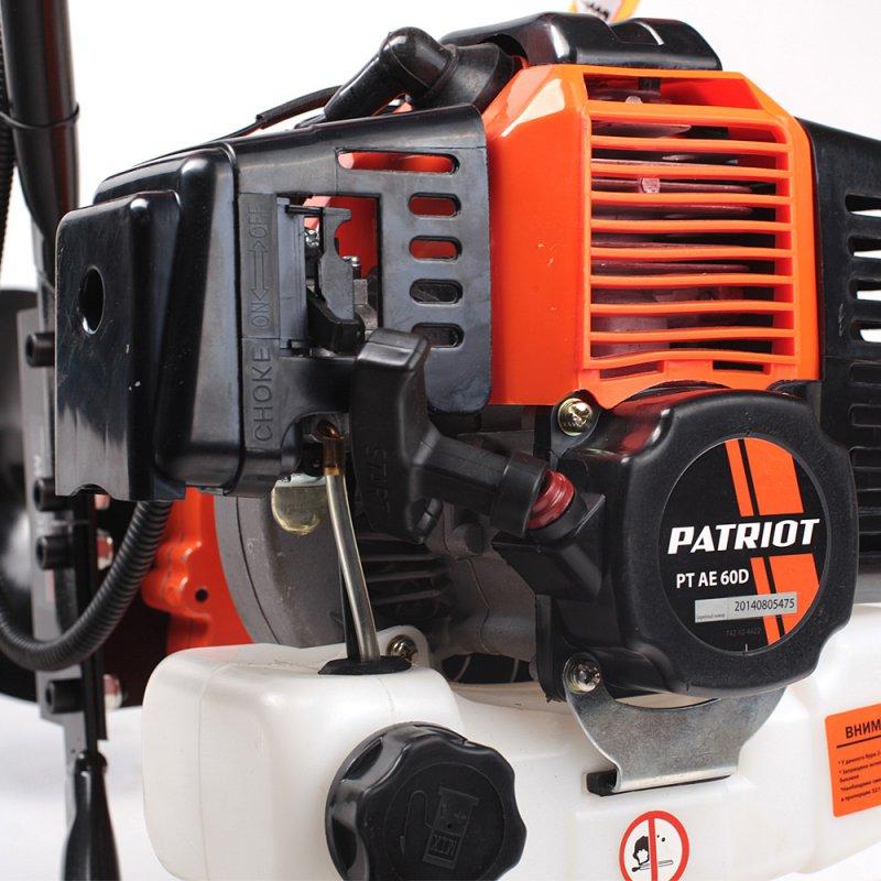 Бензобур Patriot PT AE60D (Ш-200) ( 742104422 )
