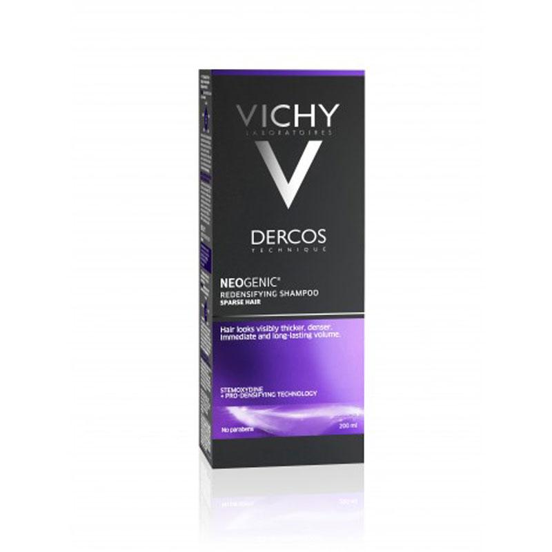 Vichy Шампунь для повышения густоты волос Neogenic, 200 мл (VICHY)